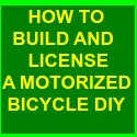 How To                 Build A Motorized Bicycle DIY