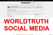WORLDTRUTH is a FREE SOCIAL MEDIA SITE