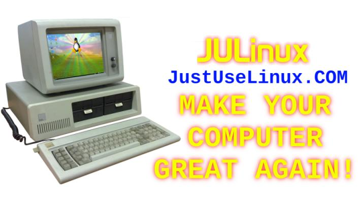 MAKE YOUR COMPUTER         GREAT AGAIN!