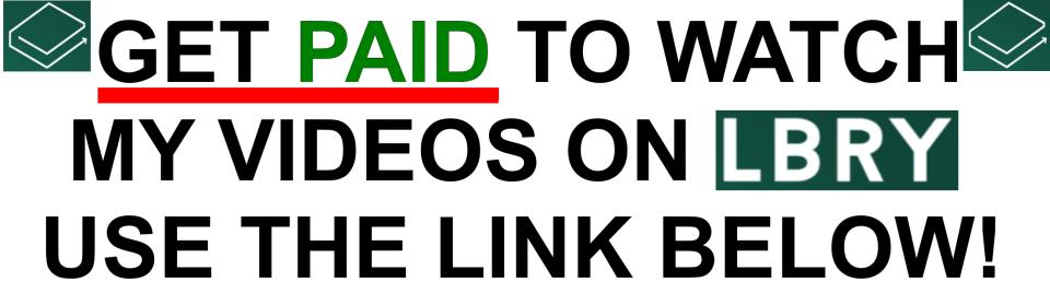 Get Paid To Watch Videos On         LBRY